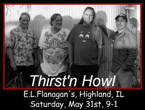 Thirst'n Howl 5-31-14