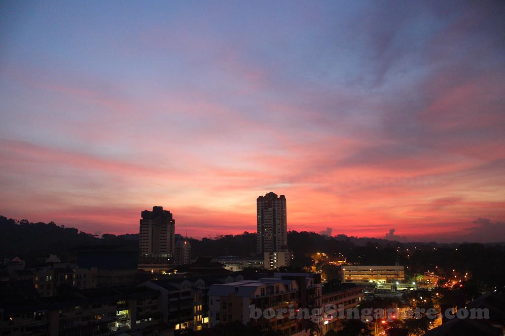 Bukit Timah Sunrise