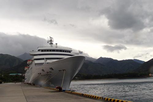 屋久島宮之浦港 Miyanoura-port,Yakushima-machi,Kagoshima
