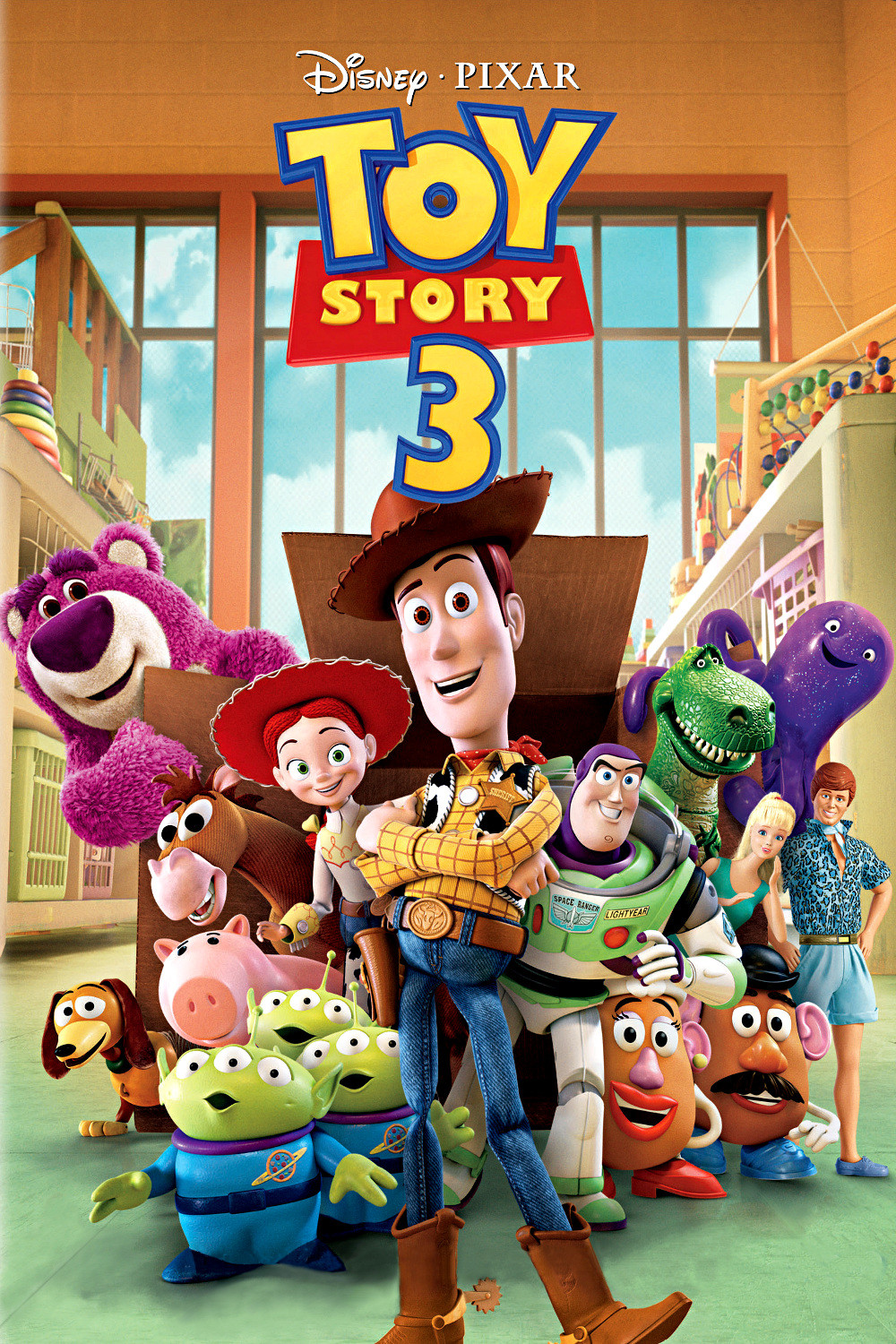 Day Care Toy Story 3 : Toy story amazing movie posters