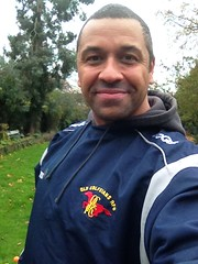 James Cleverly rugby coach