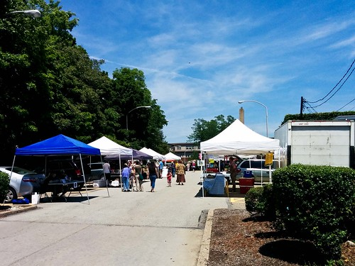 Squirrel Hill Farmers Market, June 1
