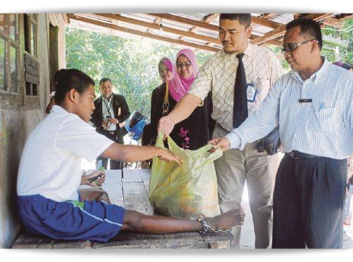 Kisah Saiful | Kaki Diikat Kerana Merayau