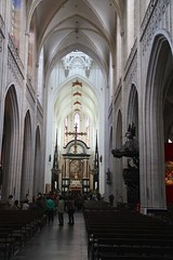 Antwerp Cathedral Interior