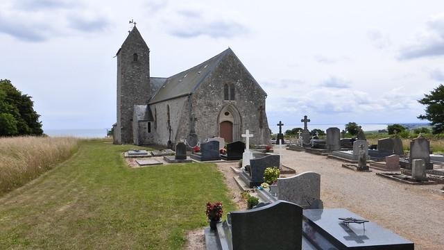 112 Église de Grenneville, Crasville
