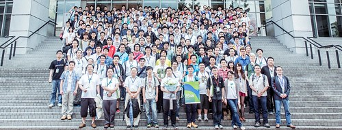PyCon APAC 2014 Attendees