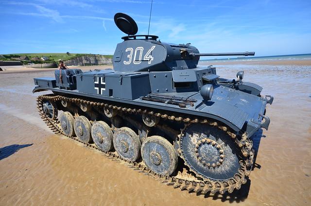немецкий танк Т-2