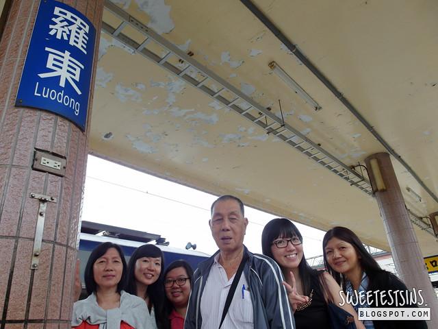 taiwan yilan luodong trip blog