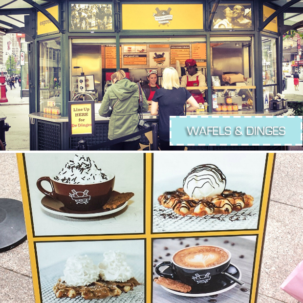 stylelab travel blog NYC food Wafels and Dinges