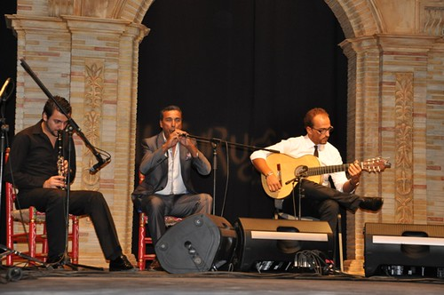 AionSur 14416898326_c480533f63_d Un espectáculo de estrenos para la primera jornada Al Gurugú 2014 Flamenco  Primer jornada Al Gurugú 2014