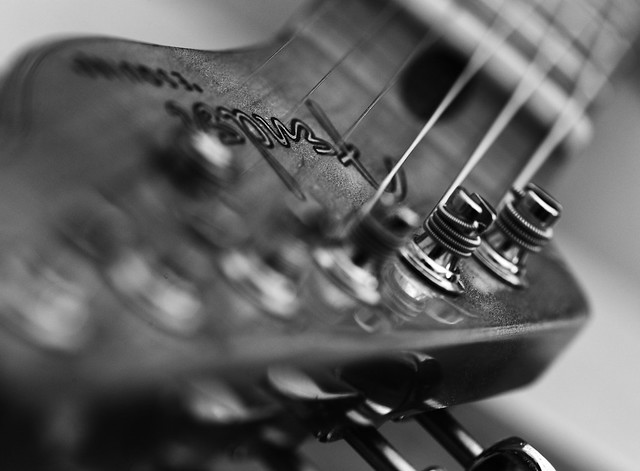 Photo:Fender Esquire Headstock By keith ellwood