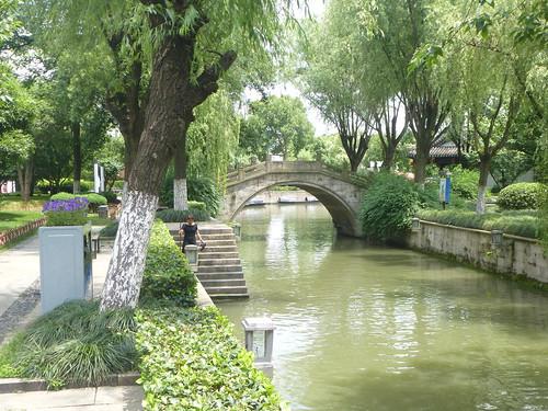 Zhejiang-Shaoxing-Ville-Canaux-Place (16)
