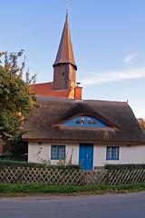 Schaprode auf Rügen - Johanneskirche (2)