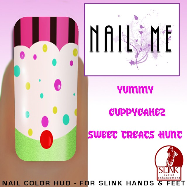 FabFree Designer of The Day - Nail Me