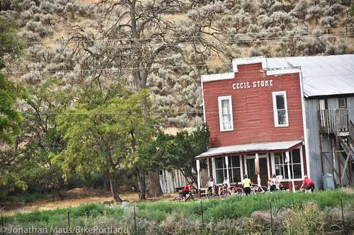 Treo Bike Ranch trip day 3 - Hardman to Columbia River-28