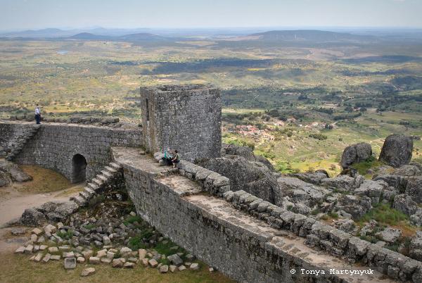 8 - экскурсия в Монсанту - Monsanto - самая португальская деревня Португалии