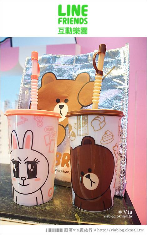【台中line展2014】LINE台中展開幕囉!趕快來去LINE FRIENDS互動樂園玩耍去!(圖爆多)86
