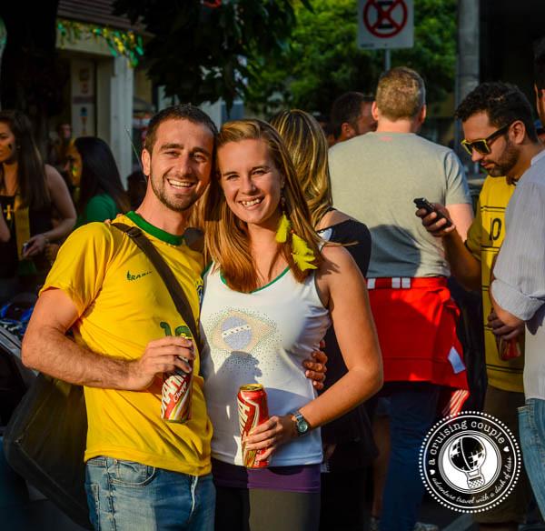 A Cruising Couple World Cup Brazil 2014