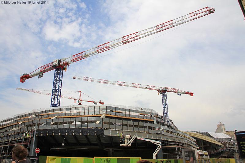 Réaménagement des Halles de Paris 14504515549_91295dcf15_o