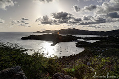 View of English Harbour (Antigua)