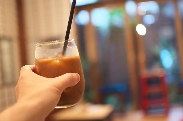 谷中路地裏散歩 谷中のカフェ kokonn 2014年6月28日