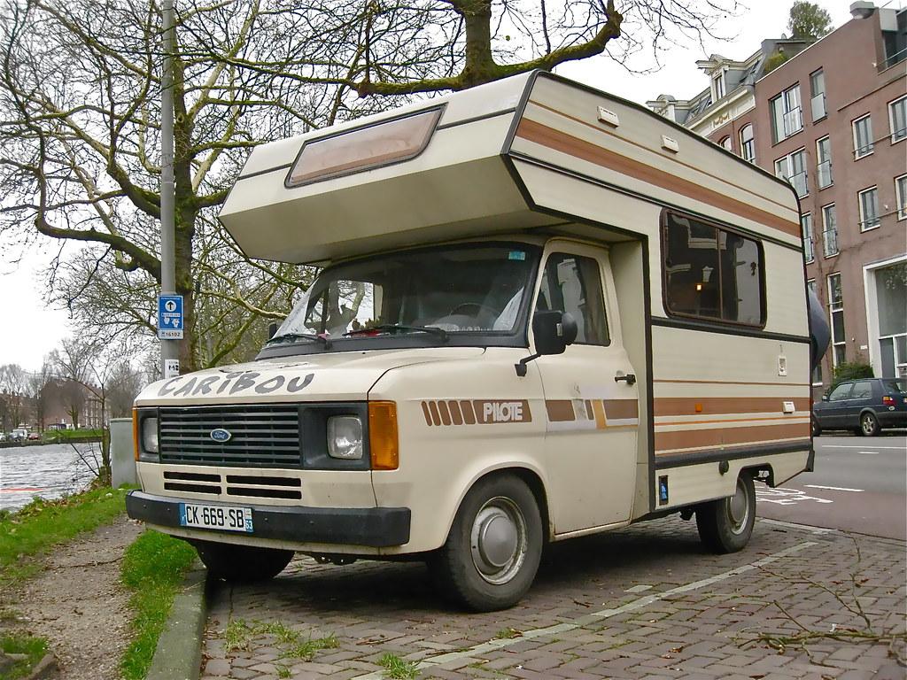 1983 ford transit mk2 pilote camping car attractive. Black Bedroom Furniture Sets. Home Design Ideas