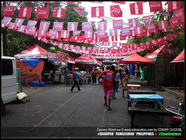 Zamora Street, Dagupan City