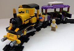 Narrow Gauge rail 14