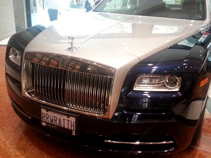 Rolls Royce Wraith Motor Expo