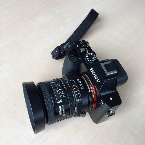 Sony A7S+Ai AF Nikkor 35mm f/2D