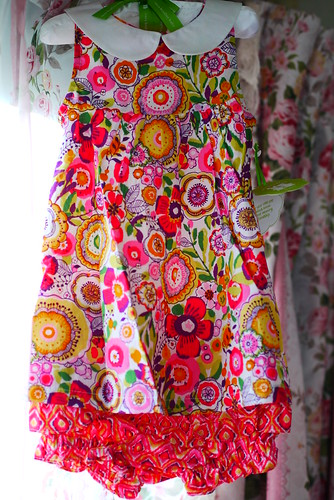 Dress and Bloomersin Clementine