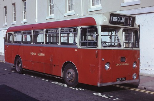 Torquay in 73 part 1 (c) Philip Slynn