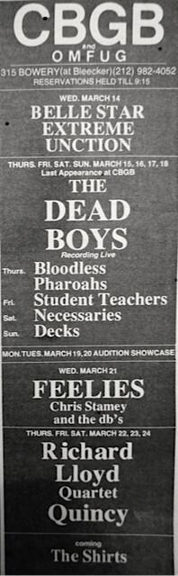 CBGB 03-14-79