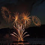 Largest fireworks competition