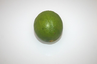 06 - Zutat Limone / Ingredient lime