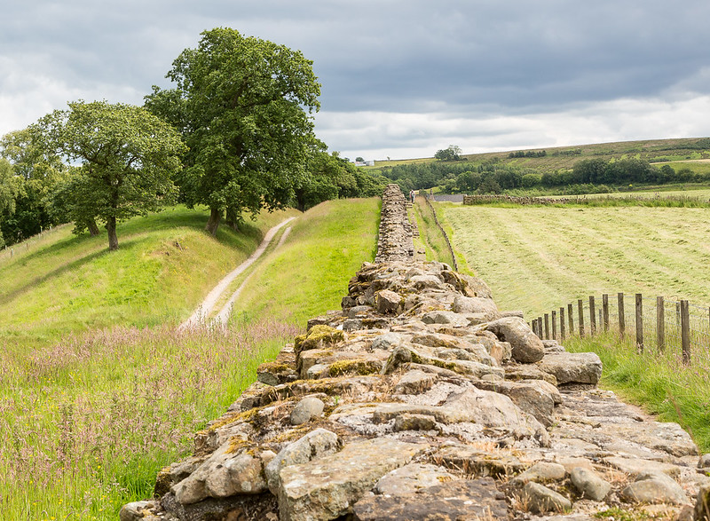 Best Hikes in Europe: Hadrian's Wall walk