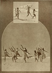 """Image from page 122 of """"Dancing with Helen Moller; her own statement of her philosophy and practice and teaching formed upon the classic Greek model, and adapted to meet the aesthetic and hygienic needs of to-day, with forty-three full page art plates;"""" ("""