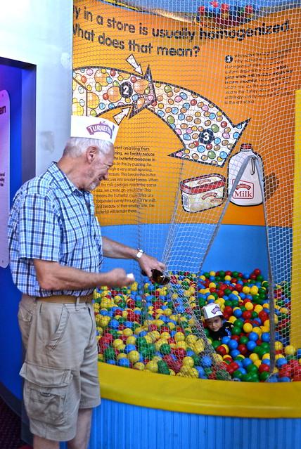 Kid Fun - Turkey Hill Ice Cream Experience