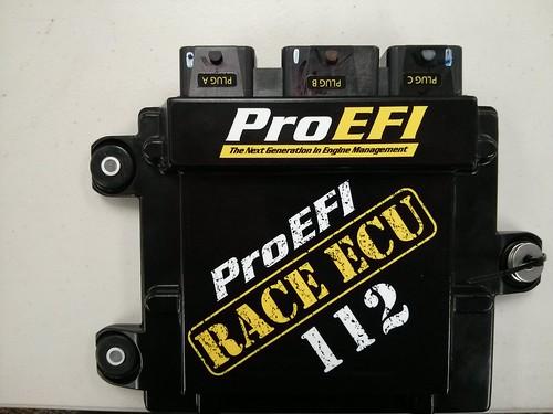 Pro112 ECU Front