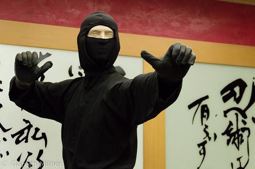 Ninja - International Spy Museum