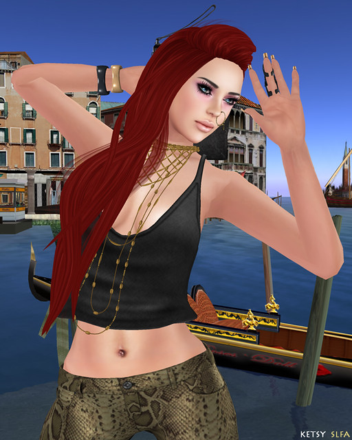 Hair Fair - Vodka Mixer (New Post @ Second Life Fashion Addict)
