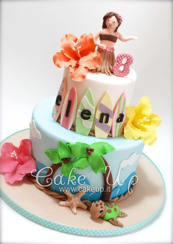 Cake up 39 s most interesting flickr photos picssr for Piani domestici in stile hawaiano