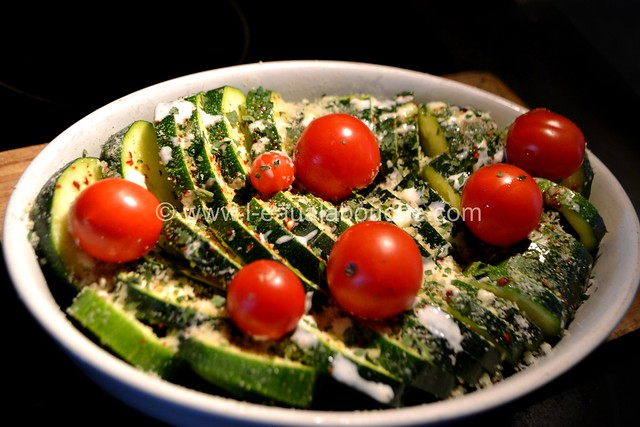 Tian de Courgettes et de Tomates Cerises © Ana Luthi Tous droits réservés 001_GF