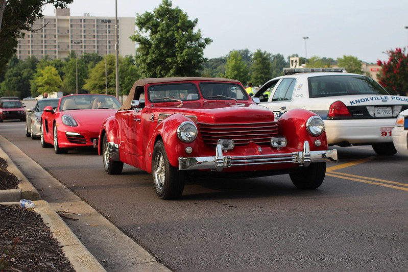 Cars And Coffee Knoxville July