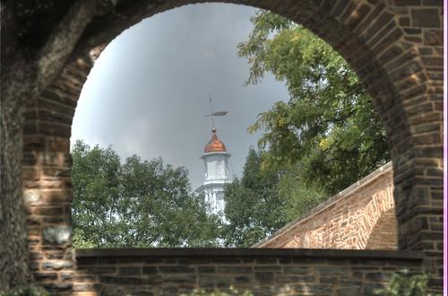 Hamilton Chapel Tower