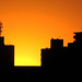 Afternoon silhouettes (Montevideo - Uruguay) by spg1105