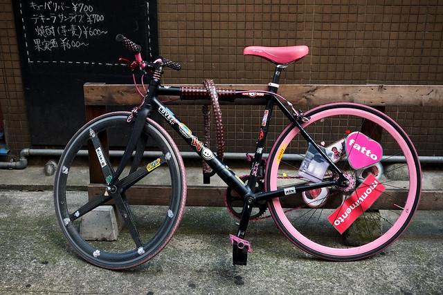 Osaka street bike