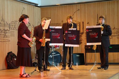 Sax Group - Colston hall