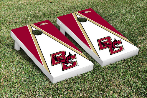 Boston College Eagles Cornhole Game Set Triangle