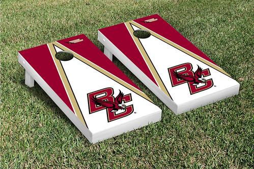 Boston College Eagles Cornhole Game Set Triangle